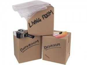 how to pack your personal effects correctly when moving house