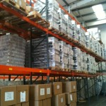 Spratt Personal Shipping storage facility Dublin