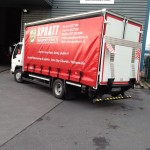 Shipping and Storage truck solution in Dublin, Ireland