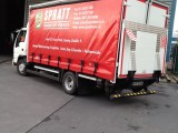One of Spratt Logistics Fleet