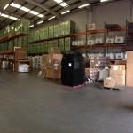 Dublin Warehouse Safe Storage