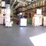 Warehouse Storage facility Dublin, Ireland