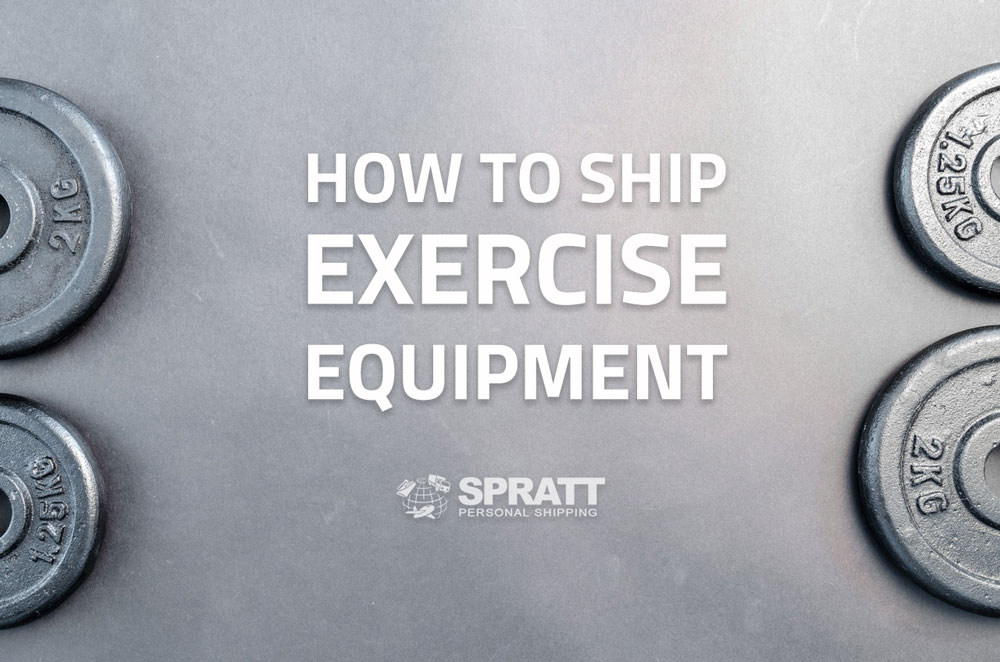 shipping exercise equipment can save you a lot of money