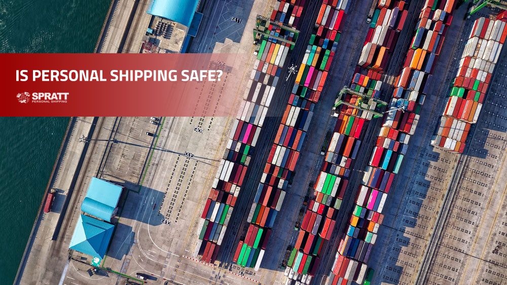 is personal shipping safe?